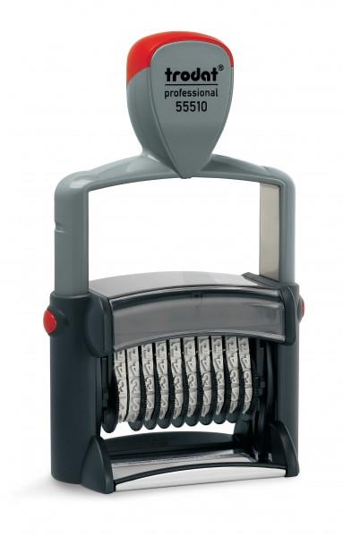 55510 Trodat Professional Ziffernstempel