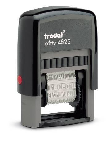 4822 Trodat Printy Datumstempel
