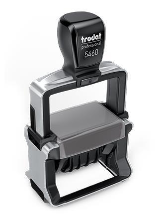 33x56 mm · Trodat 5460 Neu ·Trodat Professional 4.0 Line-Dater