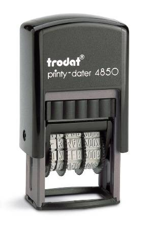 4850/L Trodat Printy Datumstempel