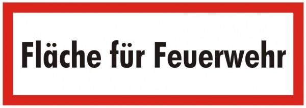 Brandschutzzeichen-9-Fläche für die Feuerwehr-Textschild DIN 4066 Brandschutzschild