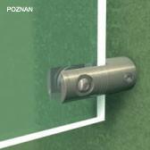 ø 18 mm Abstandshalter V2A · Fahnenhalter · Edelstahl Schilderhalter