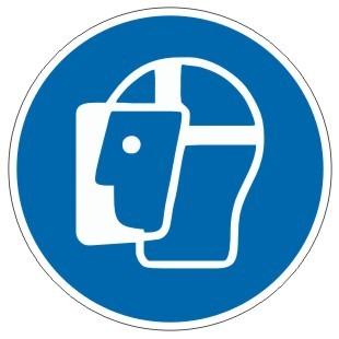 Gebotszeichen-3-M013-Gesichtsschutz benutzen-DIN EN ISO 7010