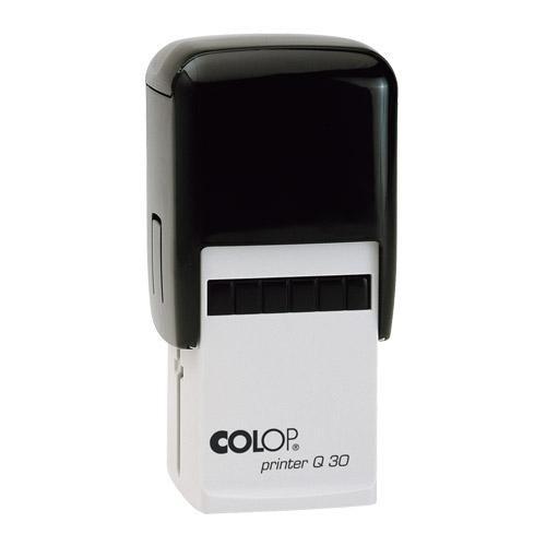 30x30 mm · Colop Printer Q 30 · Colop Stempel machen lassen