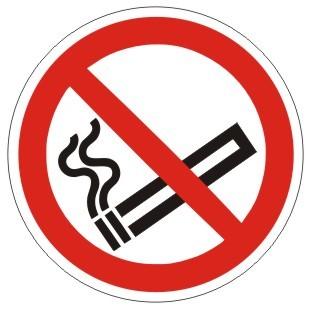 Verbotszeichen-1-P002-Rauchen verboten-DIN EN ISO 7010