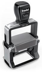 33x56 mm · 5206 Neu · Trodat Professional 4.0 online gestalten