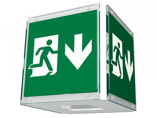 CUBE-LUX STANDARD – Hochwertiger Rettungszeichenwürfel