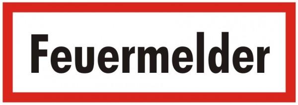 Brandschutzzeichen-9-Feuermelder-Textschild DIN 4066 Brandschutzschilder