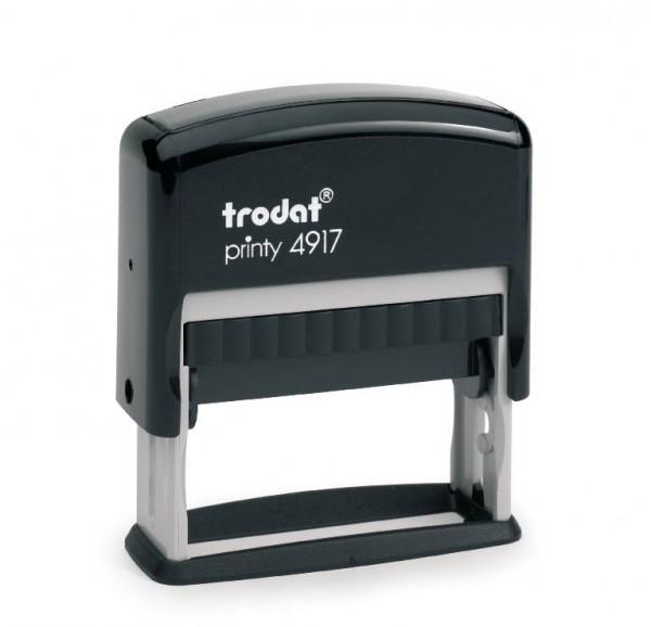 10x50 mm · Trodat Printy 4917 · Trodat Stempel herstellen · Stempel bestellen