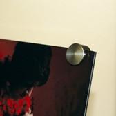 ø 18 mm Inox Abstandshalter V2A · Edelstahl Schilderhalter