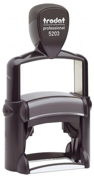 28x49 mm · 5203 · Trodat Professional Line online gestalten