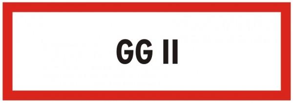 Brandschutzzeichen-9-GG 2-Textschild DIN 4066 Brandschutzschild