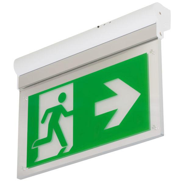 L-LUX ECO - LED Not- und Sicherheitsleuchte