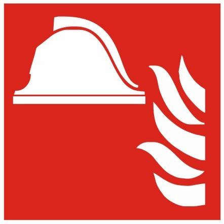 Brandschutzzeichen-8-F004-Mittel und Geräte zur Brandbekämpfung- nach DIN EN ISO 7010 Brandschutzzei