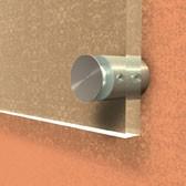 ø 15 mm Senkkopf Abstandshalter V2A mit Inbus · Glashalter · Edelstahl Schilderhalter