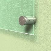 ø 14 mm Abstandshalter V2A mit Inbus · Glashalter · Edelstahl Schilderhalter
