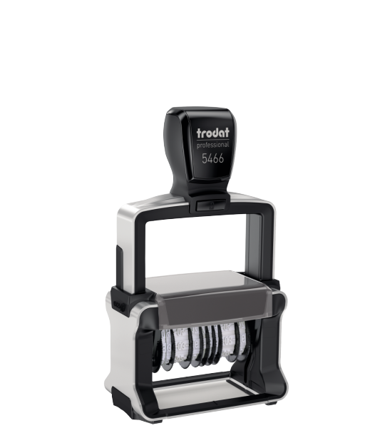 33x56 mm · Trodat 5466/PL ·Trodat Professional Line-Dater