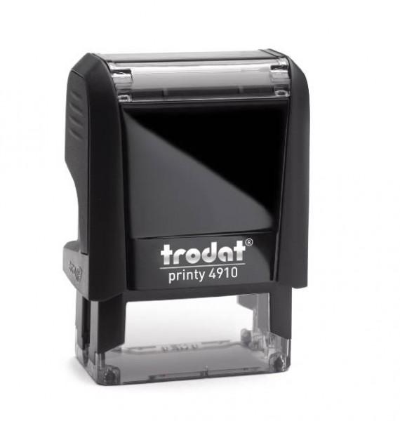 9x26 mm · Trodat Printy 4910 · Trodat Stempel herstellen · Stempel bestellen