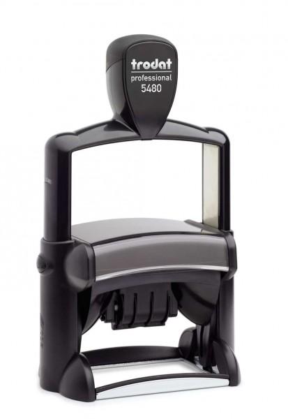 47x68 mm · Trodat 5480 ·Trodat Professional Line-Dater
