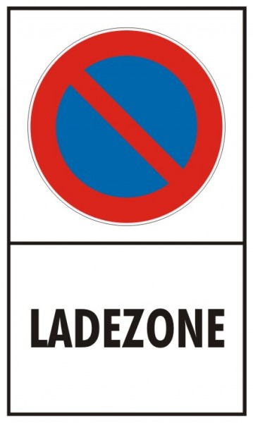 Ladezone Eingeschränktes Halteverbot