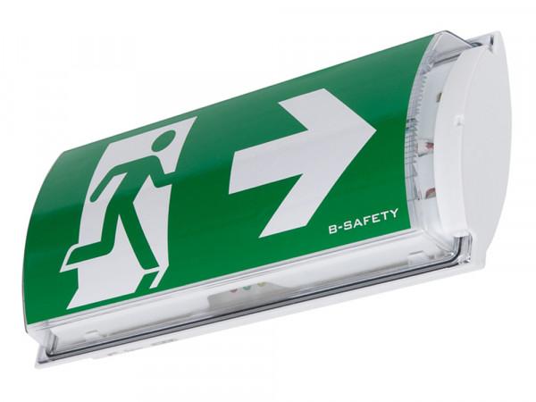 FROST-LUX STANDARD – Frostsichere Sicherheits-/Rettungszeichenleuchte -20°C