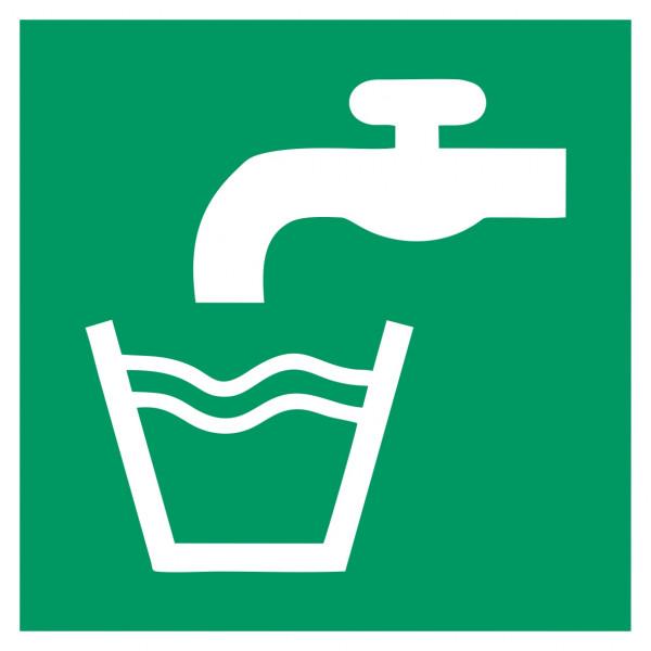 Fluchtwegeschild-6-E015-Trinkwasser