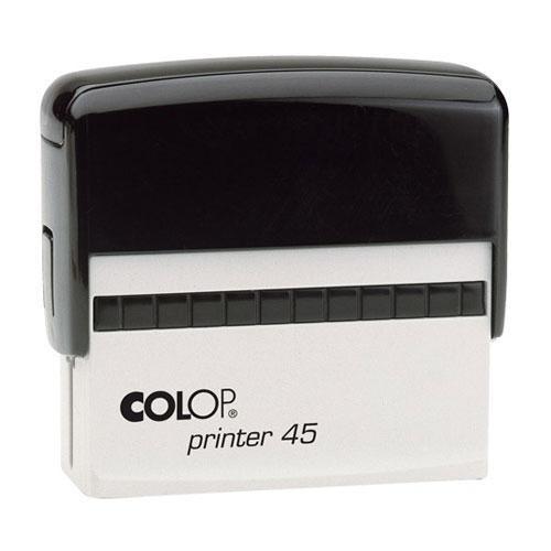 25x82 mm · Colop Printer 45 · Colop Stempel erstellen